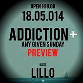 Lillo @ WE TALK @ Pascia 19.05.14
