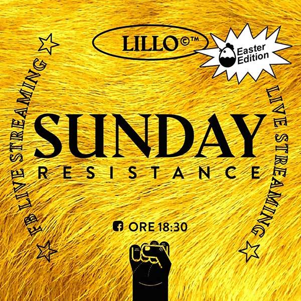SUNDAY Resistance 12042020 pt.1