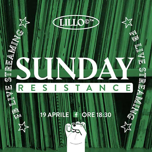 LLL - SUNDAY Resistance 19042020