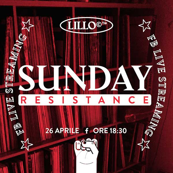 LLL - SUNDAY Resistance 26042020